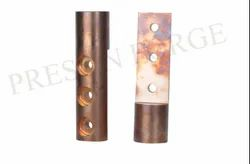 Copper Precision Turned Components, For Industrial, Packaging Type: Carton Box