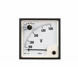 Calibration of Voltmeter Under NABL