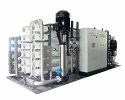 Fully Automatic Adblue Making Machine