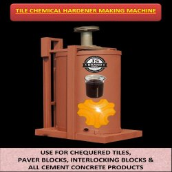 Tile Chemical Hardener Making Machine