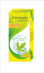Herbal Green Neemani Mantra Face Wash, Gel, Age Group: Adults