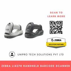 Zebra LI4278 Handheld Barcode Scanner