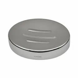 Viking Stainless Steel Soap Dish Vintage Ss