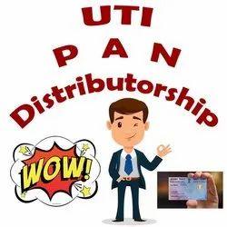 Life Time Service Provider UTI Pan Card Distributorship
