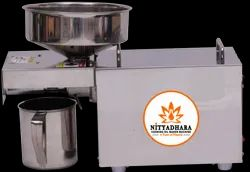 Nityadhara Oil Maker Machine For Walnut, Size: 20(l)*8(w)*10(h) Inch, Automation Grade: Automatic