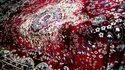 Woven Multicolor Light Weight Machine Made Carpet - 6x9 Feet