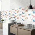 Kajaria Ceramic 30x45 Cm Digital Bathroom Wall Tiles, Thickness: 0-5 Mm
