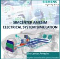 SIEMENS - SIMCENTER AMESIM -  Electrical System Simulation Software