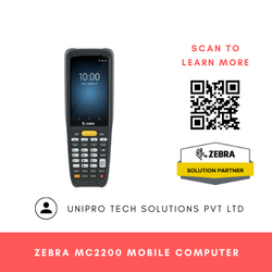 Zebra MC2200 Handheld Mobile Computer