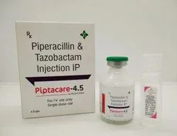 Piperacillin Tazobactam Injection(PIPTACARE 4.5)490