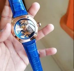 Round Luxury(Premium) Corum Automatic Watch For Men, For Personal Use