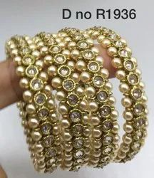 Party Wear Traditional Artificial Bangles