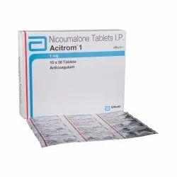 Acitrom 1 Tablet