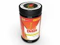 Powder Best Full Body Detox Product, Packaging Size: 50gm