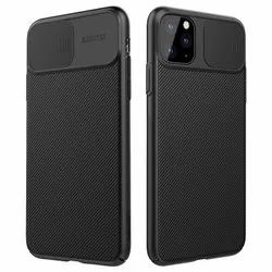 Silicone Mobile Phone Back Cover For iPhone 12