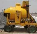 Concrete Mobile Mix Batching Plant