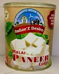 Canned Malai Paneer Cubes
