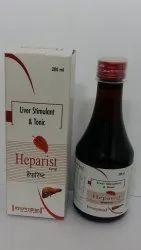 Heparist Syrup, 200ml, Treatment: Liver Stimulant & Tonic