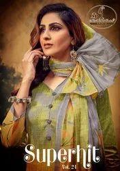 Miss World Choice Superhit Vol 24 Cotton Printed Dress Material Catalog