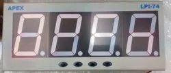 Large Display Counter Meter