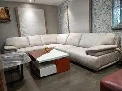 Modern L Shape Sofa -Magnum