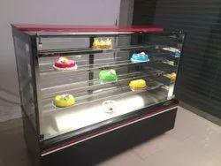 Somaiya Enterprises 5 Feet SS Display Counter, For Commercial