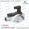 Dial Type Flow Switch - 1/4 to 1/2