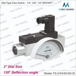 Dial Type Flow Switch - 1/4