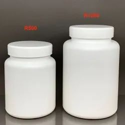 HDPE Wide Mouth Jar Container