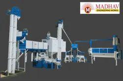 5 TPH Fully Automatic Atta Chakki Machine 1000 kg