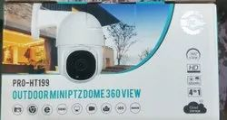 OEM 2 MP Mini Ptz Dome Camera, Max. Camera Resolution: 1280 x 720, Camera Range: 15 to 20 m