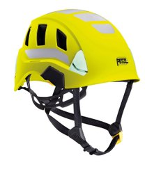 Petzl Helmet - Strato Vent Hi-Viz