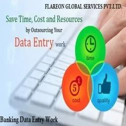 Banking Data Entry Work