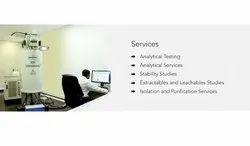 Analytical Laboratory Testing Service