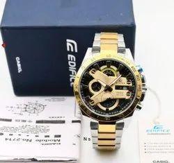 Golden Edifice Casio Wrist Watch