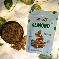 Almond Packaging Stand Up Pouch