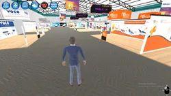 3D Virtual Exhibition, Pan India