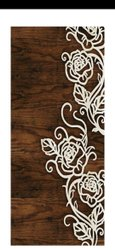 Mira Enterprise Decorative Wooden Door, For Home,Office
