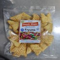 Snack Magic Triangular Fryums Snacks, Packaging Size: 45 Gm
