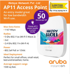 Aruba Instant On AP11