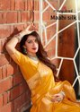 Manjubaa Maahi Silk Printed Fancy Saree Catalog