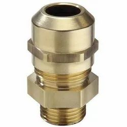 Brass Cable Gland, IP67, Size: Pg 7b