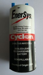 Enersys Cyclon 2V 8 Ah Rechargeable battery