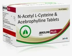 N Acetylcysteine And Acebrophylline Tablets
