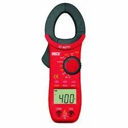 Calibration of  3.5 Digit Clampmeter/Tong Tester under NABL