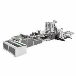 Automatic Soft Loop Handle Bag Making Machinery Manufacturer and Exporter