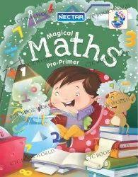 Children English Magical Maths Pre Primer Book, Ctc