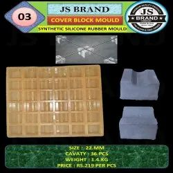 36 Cavity Synthetic Silicone Rubber Mold