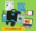 3D Map(AquFinder-3D)-8 In 1 System Ground Water Detector - World's First Locating &3D Map Machine