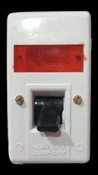 32A Single Pole Modular Indicator Switches